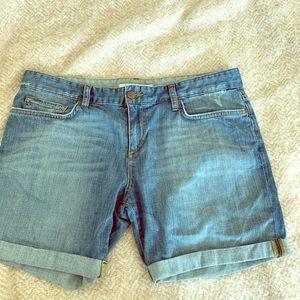 Joe's Jean Ex-Lover shorts